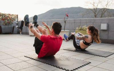 4 ejercicios que debes realizar al llegar a los 40