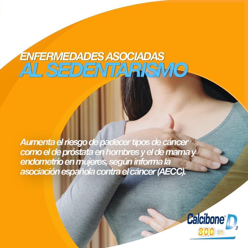 Enfermedades asociadas al sedentarismo (2) - Calcibone D