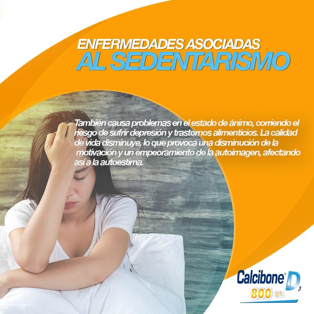 Enfermedades asociadas al sedentarismo (3) - Calcibone D