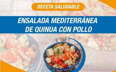 La Quinua es un ingrediente muy versátil que permite prepararla de mil maneras diferentes.